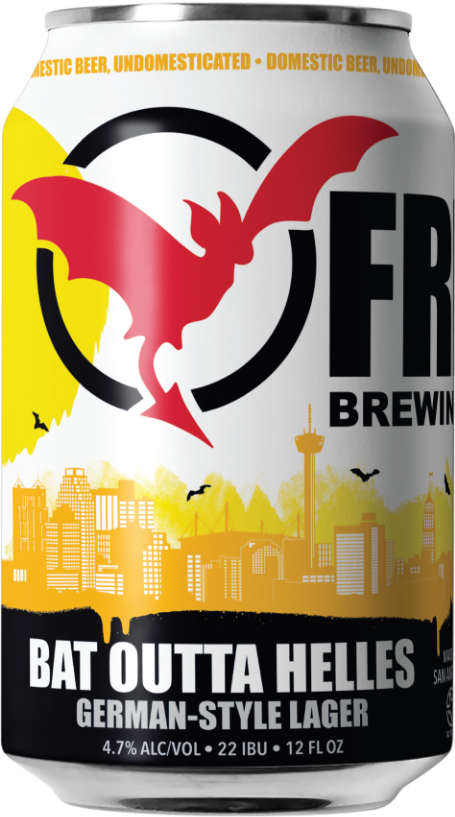 Freetail Bat Out of Helles