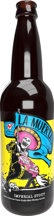 La Muerta Balcones Freetail Bottle