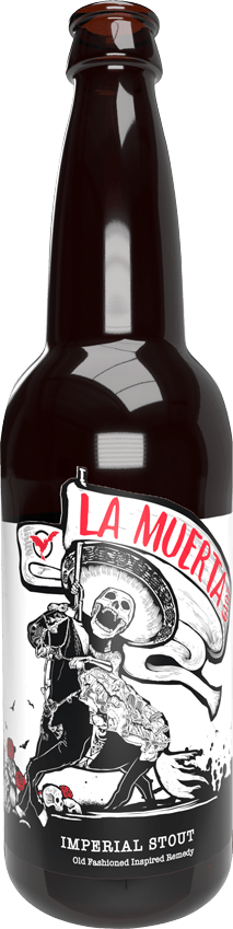 La Muerta Old Fashioned Freetail Bottle