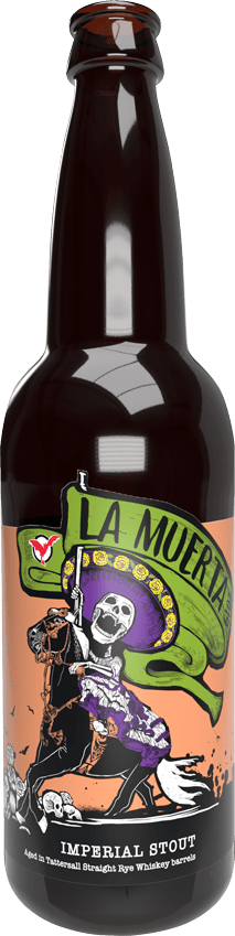 La Muerta Tattersall Freetail Bottle