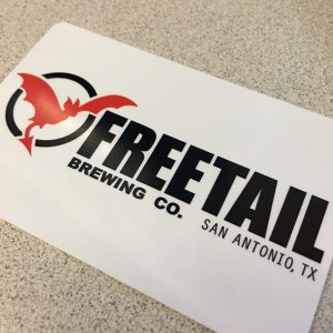 Freetail White Gift Card