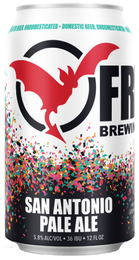 San Antonio Pale Ale - Freetail Brewing Company
