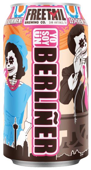 Freetail Brewing - Yo Soy Un Berliner