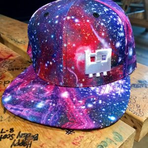 Fully Cosmic Ghost Pixel Hat