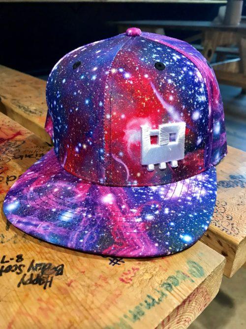 Fully Cosmic Ghost Pixel Hat